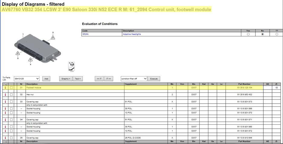 Programming Help - BMW 3-Series (E90 E92) Forum